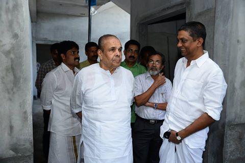 Former Maharashtra Governor Sankaranarayanan visited MVR